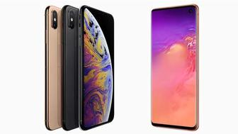 Comparatif : iPhone XS vs Samsung Galaxy S10